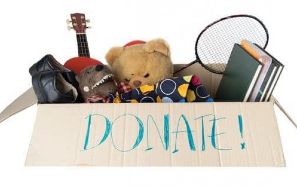 Please Donate Items in Good Condition