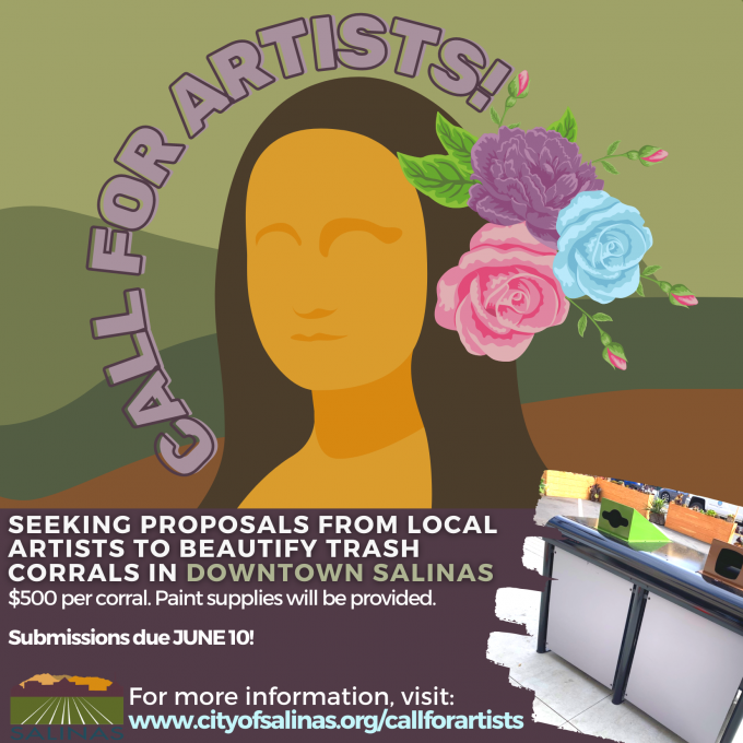 Call for Artist May 2021